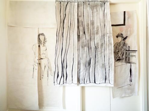 Recherche de composition- atelier