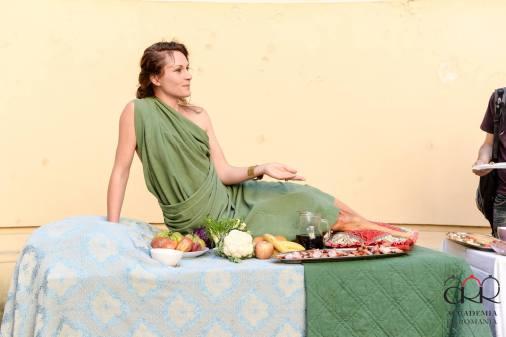 Le banquet-Madame