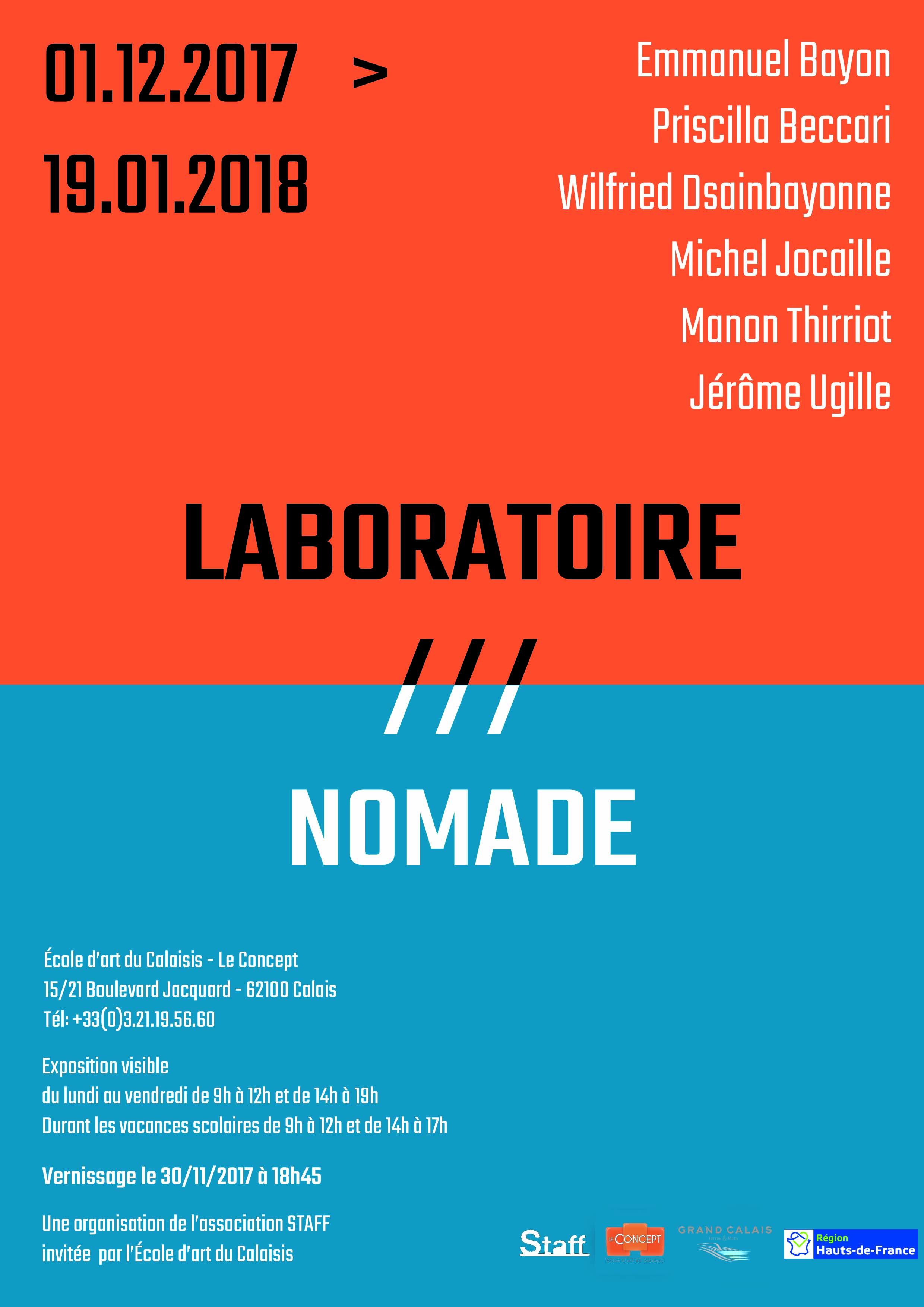 laboratoire nomade