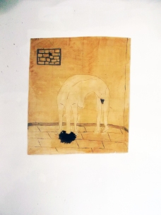 Femme-autruche